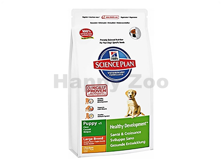 HILLS Canine Puppy Large Breed 2,5kg