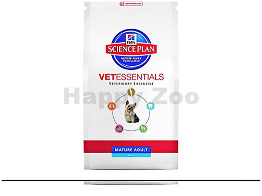 HILLS Canine VetEssentials Mature Adult Mini 7kg