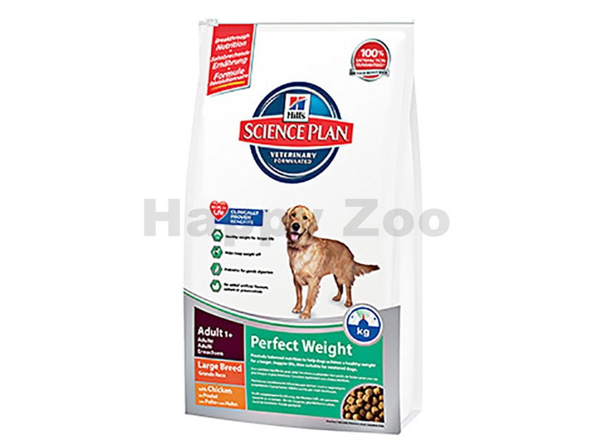 HILLS Canine Adult Perfect Weight Large Breed 12kg