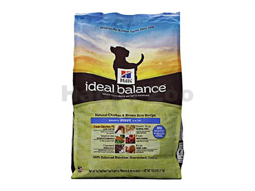 HILLS Ideal Balance Canine Puppy Chicken and Brown Rice 2kg