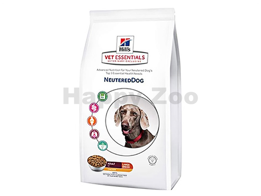 HILLS Canine VetEssentials Neutered Large Breed 12kg