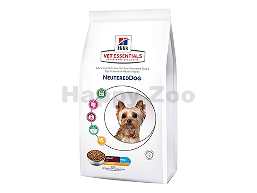 HILLS Canine VetEssentials Neutered Mini Breed 1,5kg