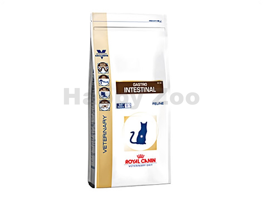 ROYAL CANIN VD Cat Gastro Intestinal GI 32 4kg