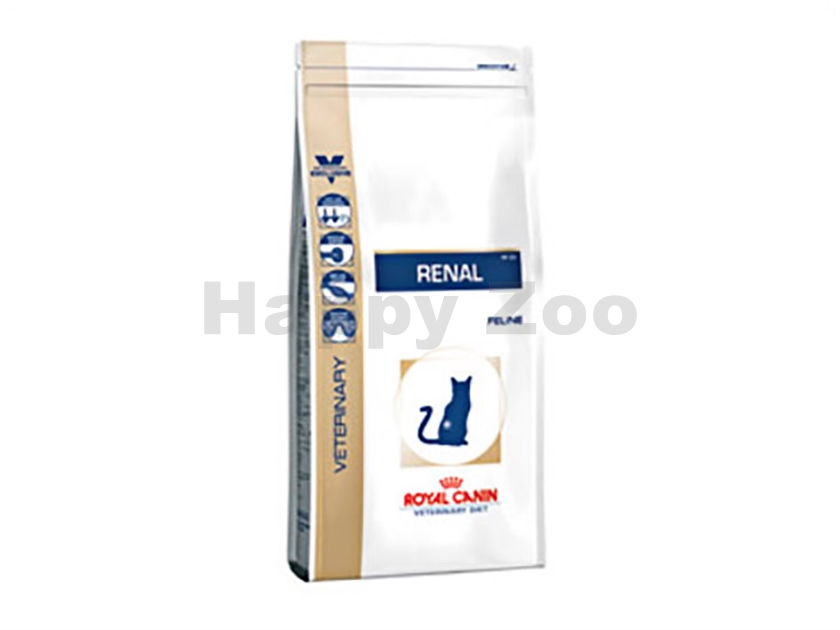 ROYAL CANIN VD Cat Renal S/O RF 23 4kg