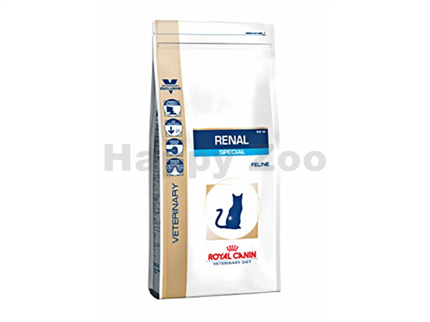 ROYAL CANIN VD Cat Renal Special RSF 26 4kg