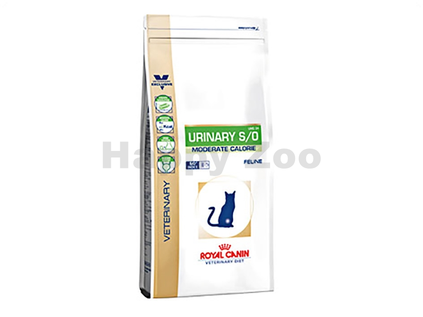 ROYAL CANIN VD Cat Urinary S/O Moderate Calorie UMC 34 1,5kg