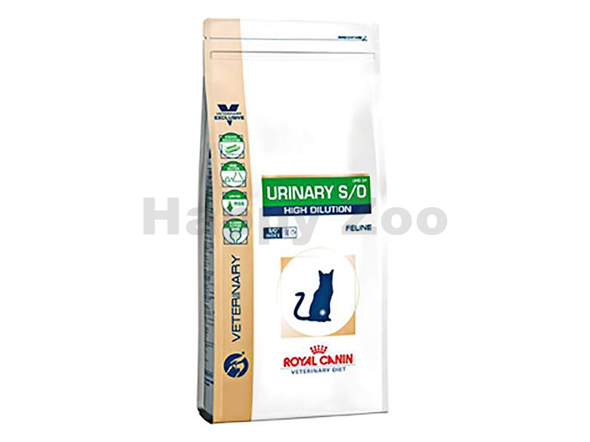 ROYAL CANIN VD Cat Urinary S/O High Dilution UHD 34 1,5kg