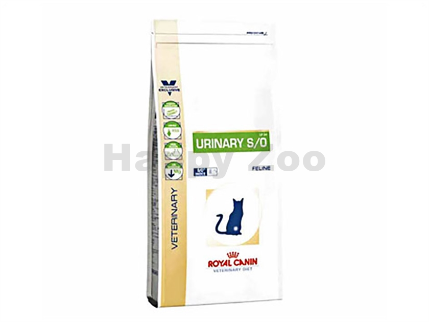 ROYAL CANIN VD Cat Urinary S/O LP 34 400g