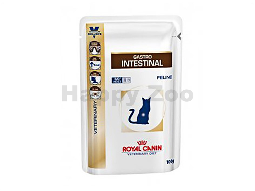 Kapsička ROYAL CANIN VD Cat Gastro Intestinal 12x100g