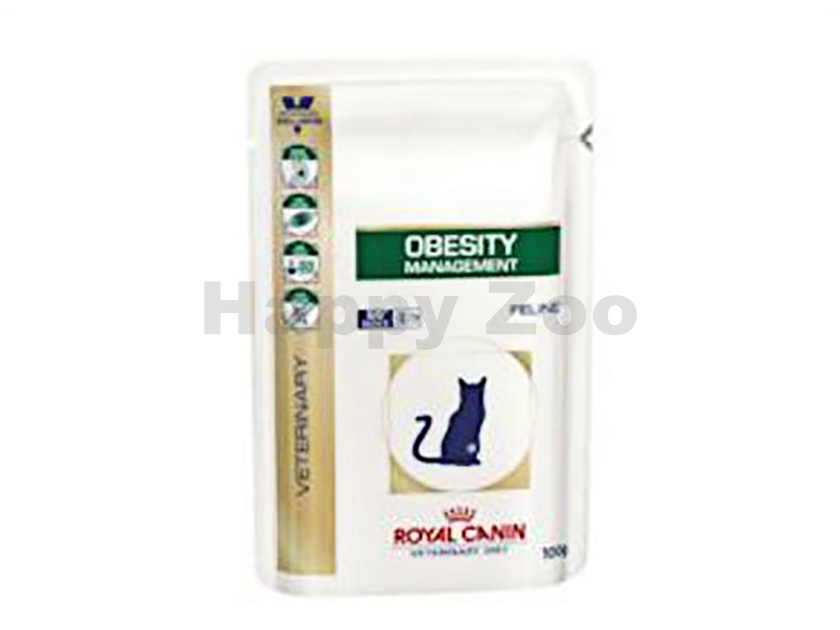 Kapsička ROYAL CANIN VD Cat Obesity Management 12x100g