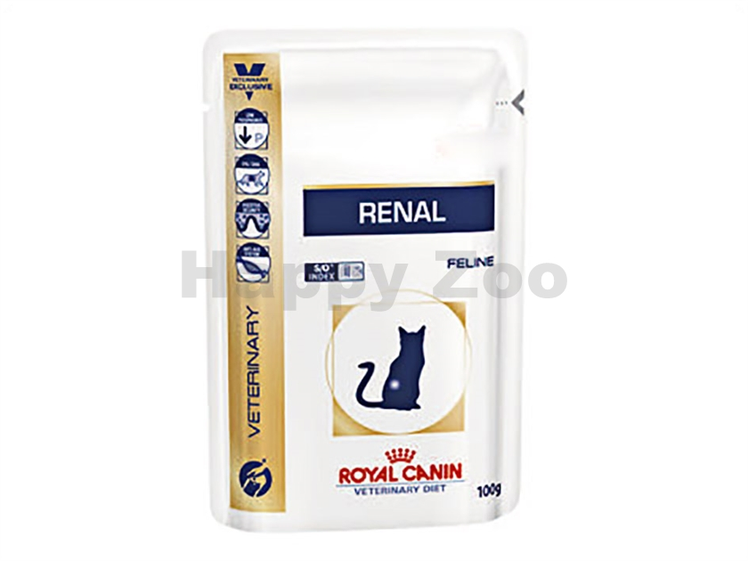 Kapsička ROYAL CANIN VD Cat Renal S/O with Chicken 12x85g