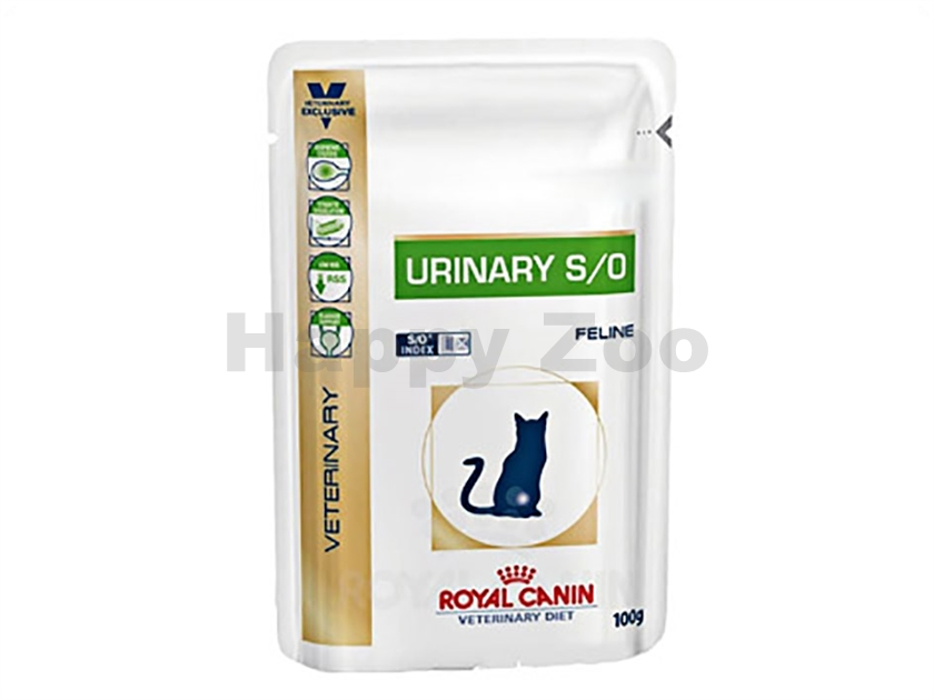 Kapsička ROYAL CANIN VD Cat Urinary S/O with Chicken 12x100g