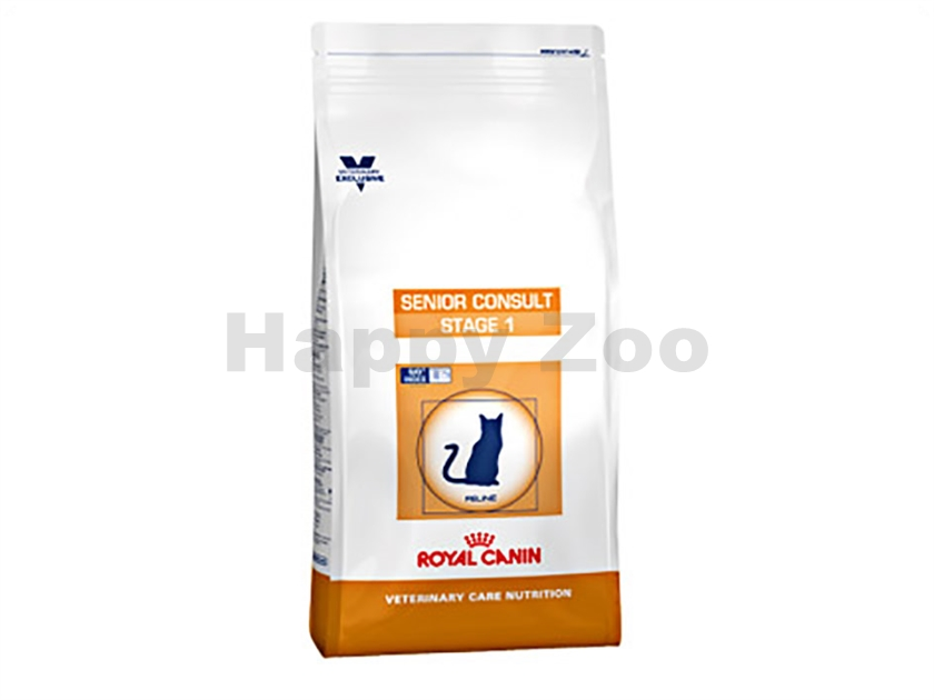 ROYAL CANIN VET CARE Cat Senior Consult Stage 1 3,5kg