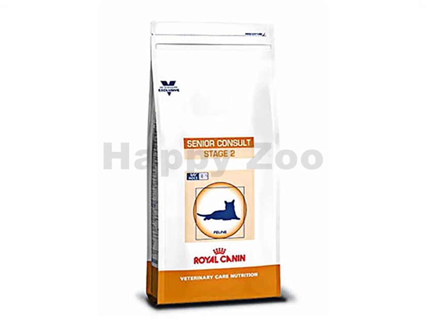 ROYAL CANIN VET CARE Cat Senior Consult Stage 2 1,5kg