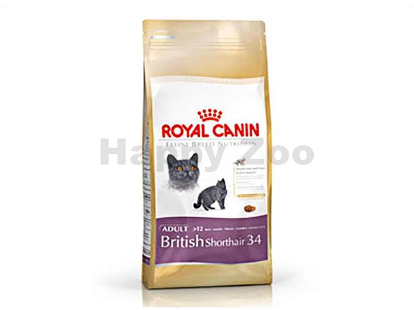 ROYAL CANIN Kitten British Shorthair 400g