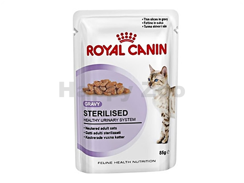Kapsička ROYAL CANIN Sterilised 85g (v želé)