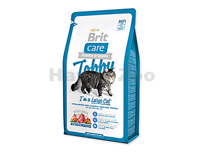 BRIT CARE Cat Toby I´m a Large Cat 7kg