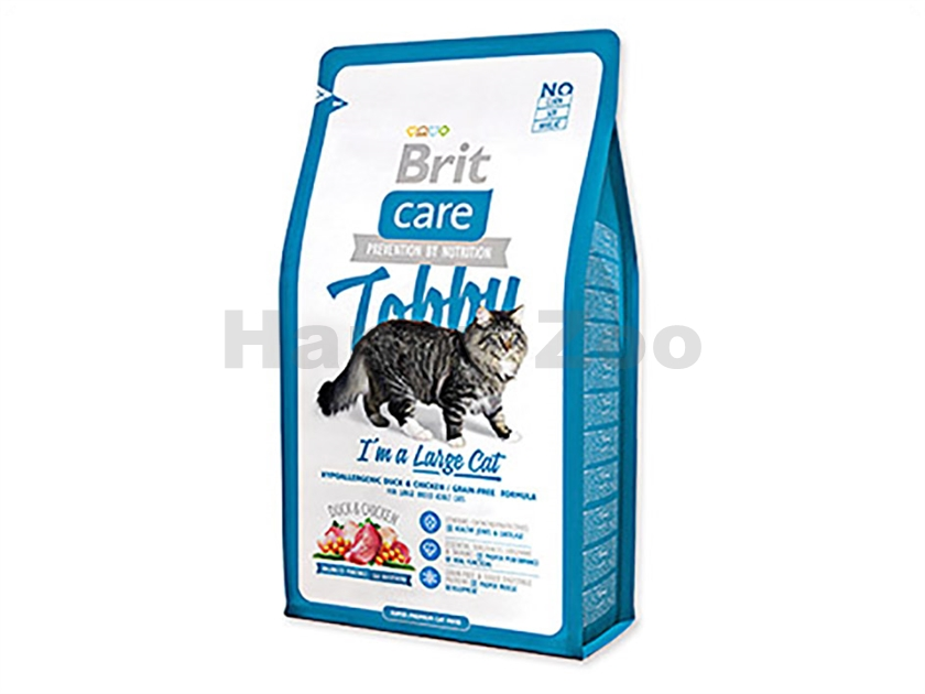BRIT CARE Cat Toby I´m a Large Cat 0,4g