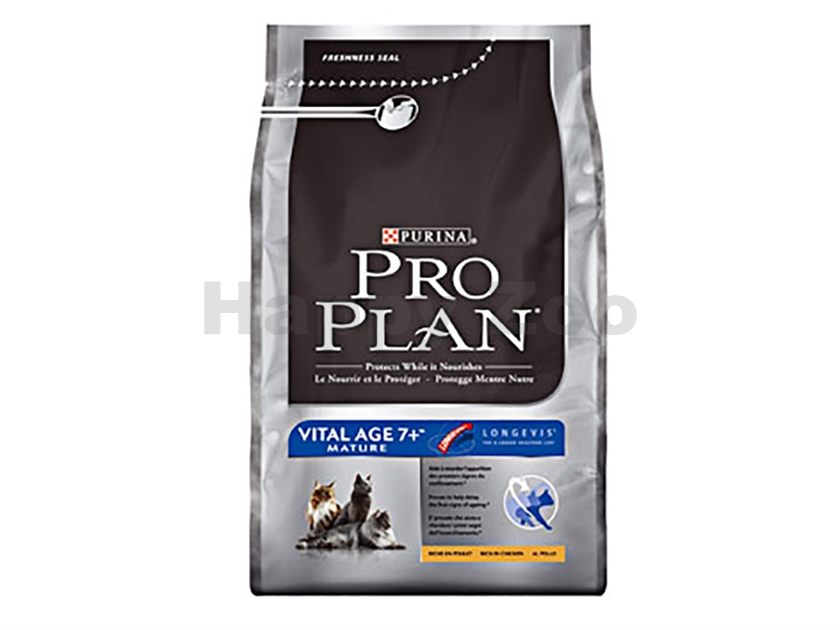 PRO PLAN Cat Adult 7+ Chicken 3kg
