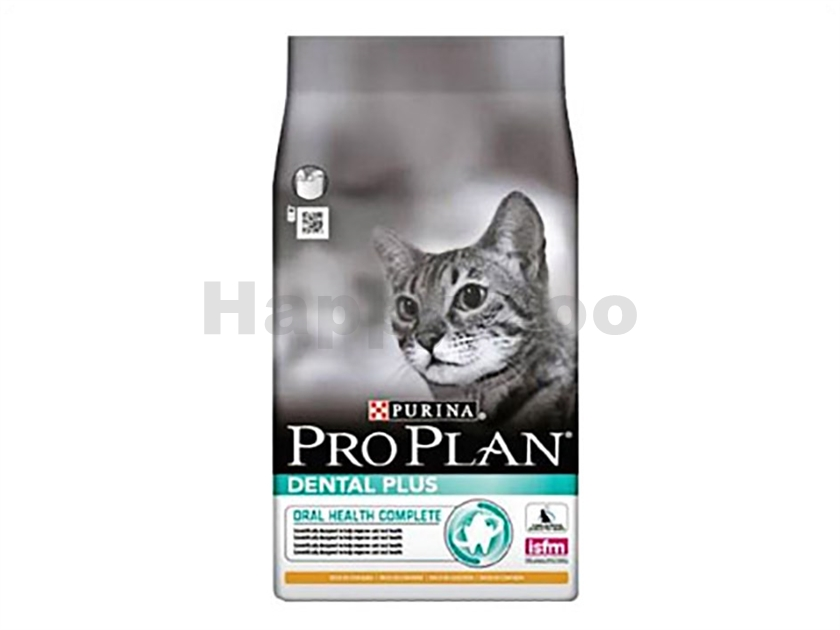 PRO PLAN Cat Dental Plus Chicken 3kg