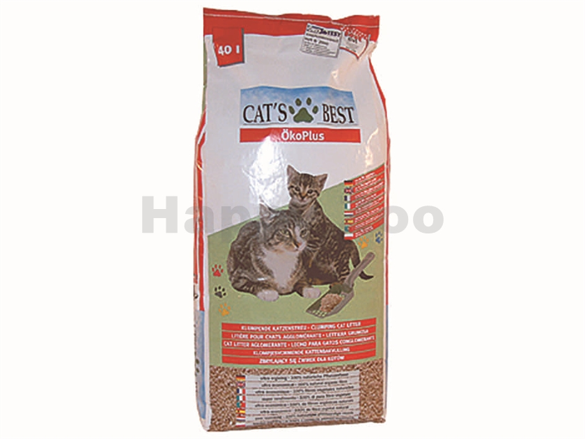 Podestýlka CATS BEST Original OkoPlus 40l
