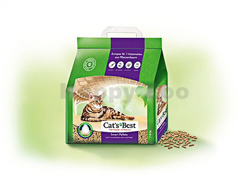 Podestýlka CATS BEST Smart Pellets 10l