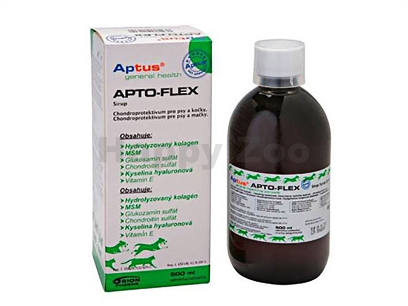 ORION PHARMA APTUS Apto-Flex Vet 500ml (sirup)