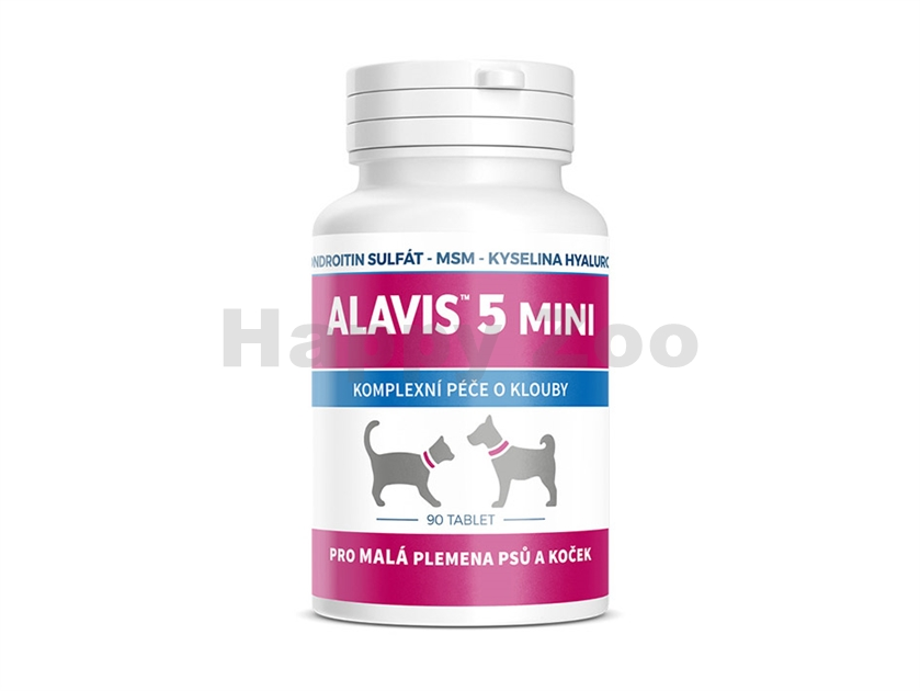 ALAVIS 5 Mini (60tbl)