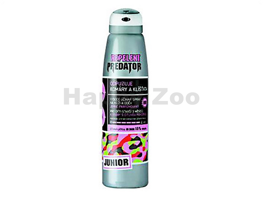 Repelent PREDATOR Junior Spray 150ml