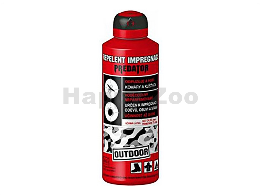 Repelent PREDATOR Outdoor Impregnace Spray 200ml