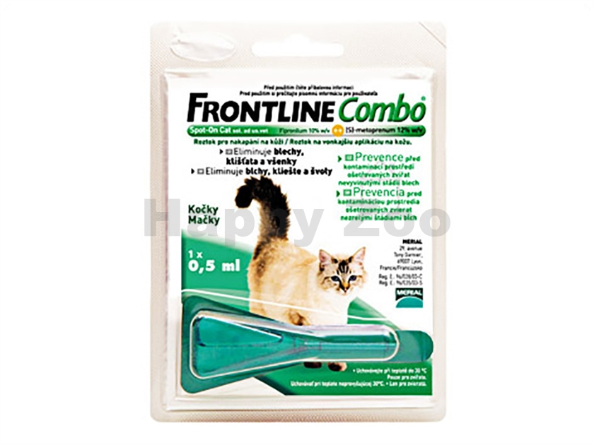 FRONTLINE Combo Spot-on Cat 1x0,5ml