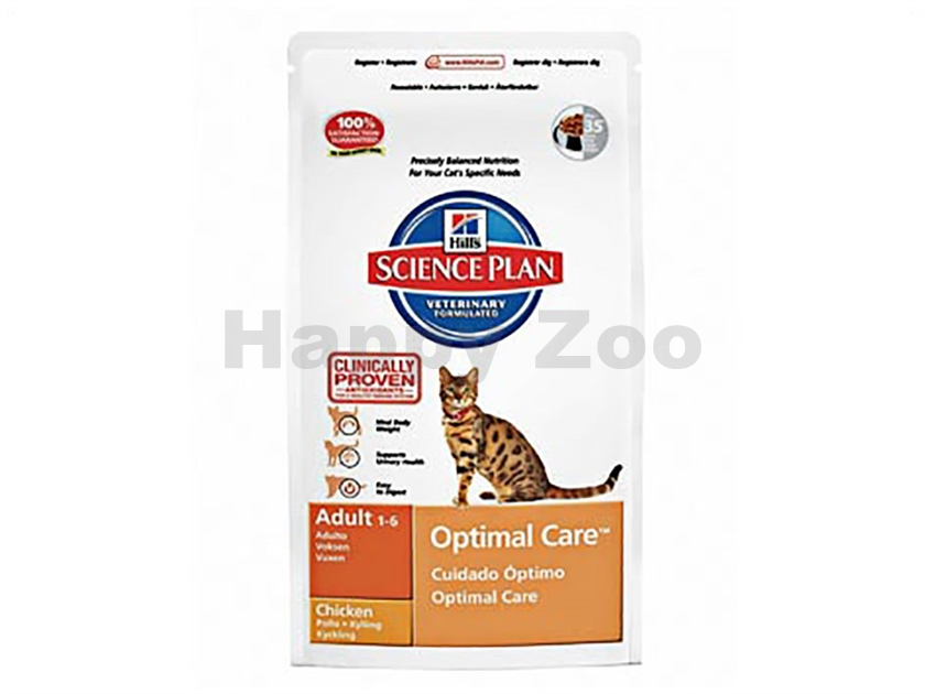 HILLS Feline Adult Chicken 10kg