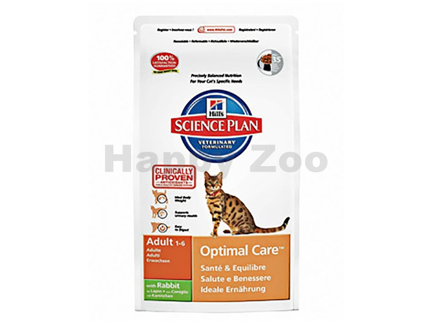 HILLS Feline Adult Rabbit 10kg