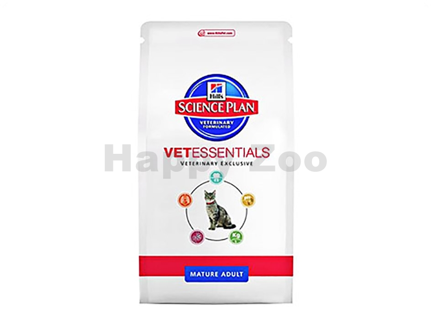 HILLS Feline VetEssentials Mature Adult 1,5kg