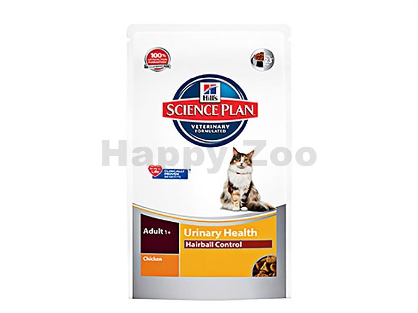 HILLS Feline Urinary Health and Hairball Control 300g
