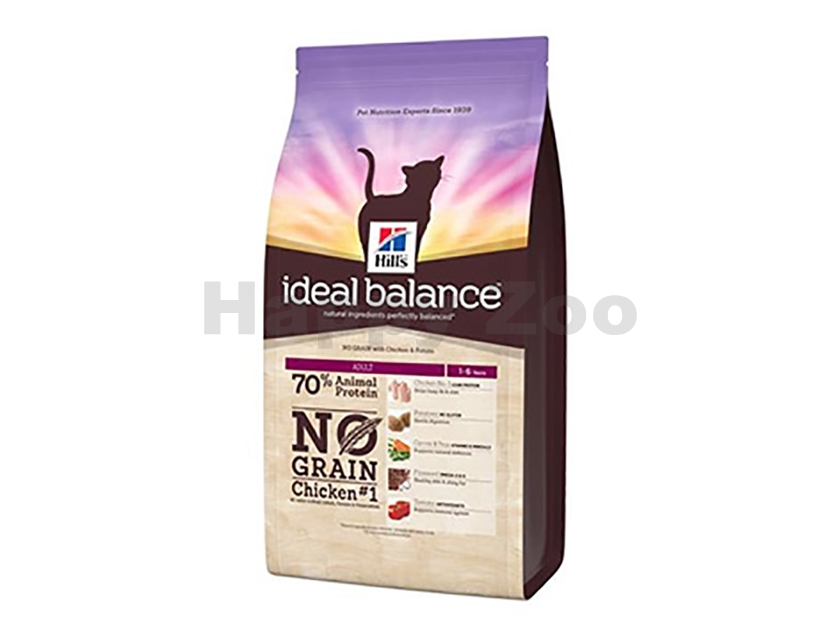 HILLS Ideal Balance Feline Adult Chicken and Potato 2kg