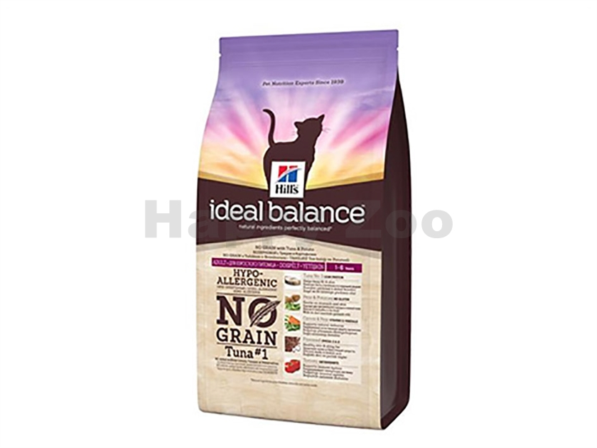 HILLS Ideal Balance Feline Adult Tuna and Potato 2kg