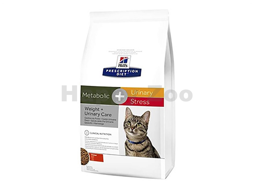 HILLS Feline Metabolic and Urinary Stress 1,5kg