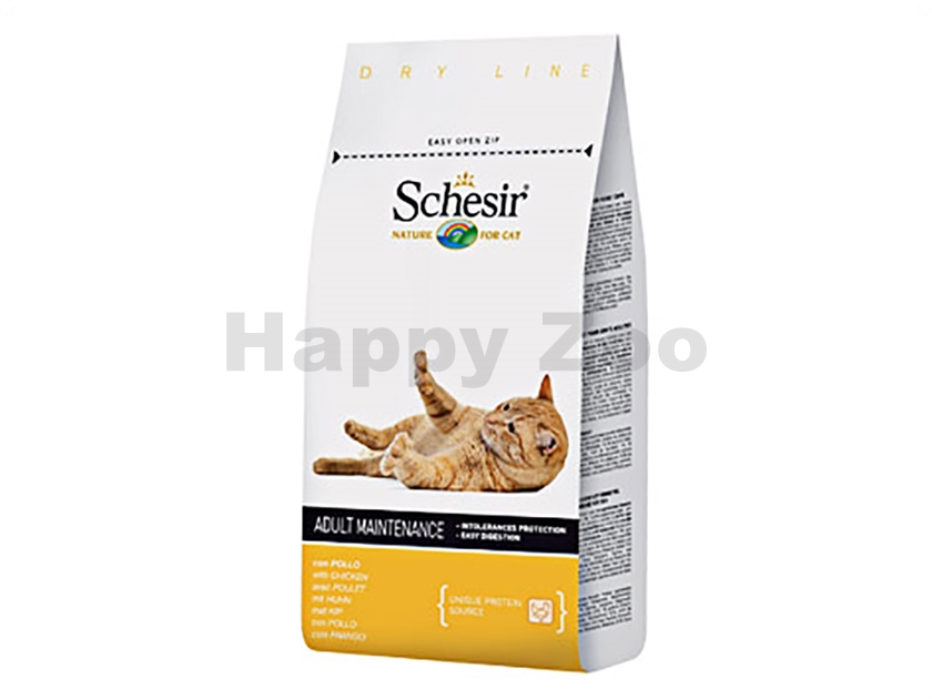 SCHESIR Cat Adult Chicken 400g