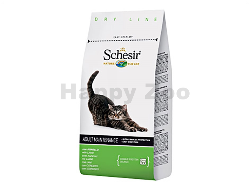 SCHESIR Cat Adult Lamb 400g