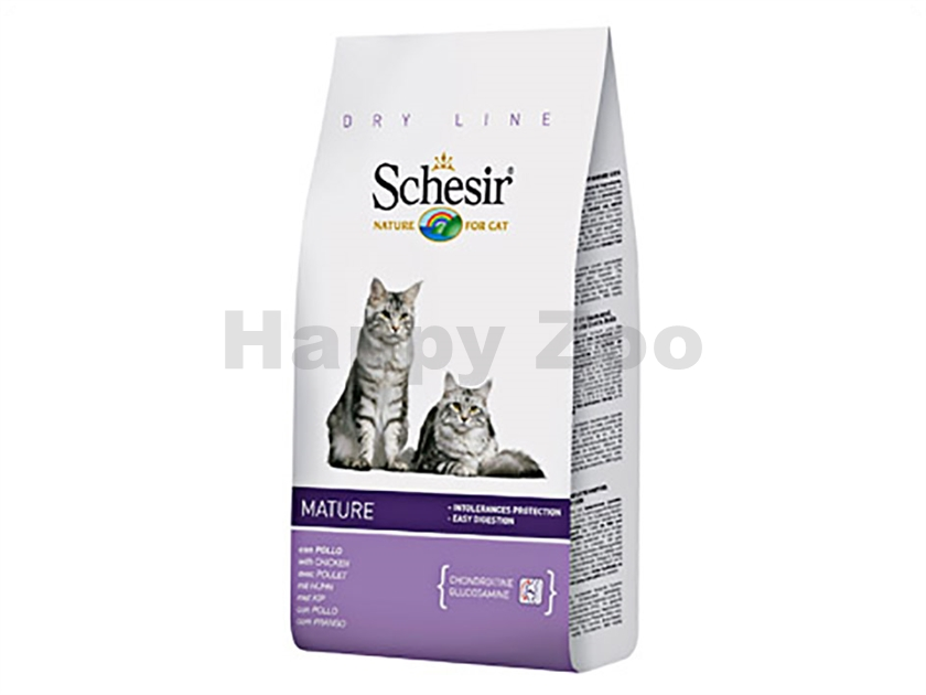 SCHESIR Cat Senior 1,5kg