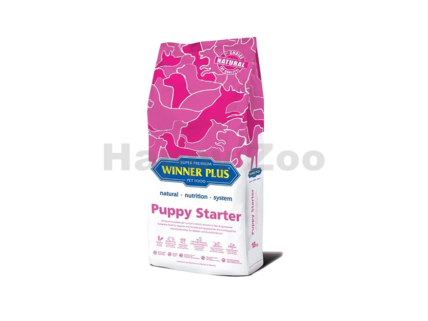 WINNER PLUS Puppy 3kg