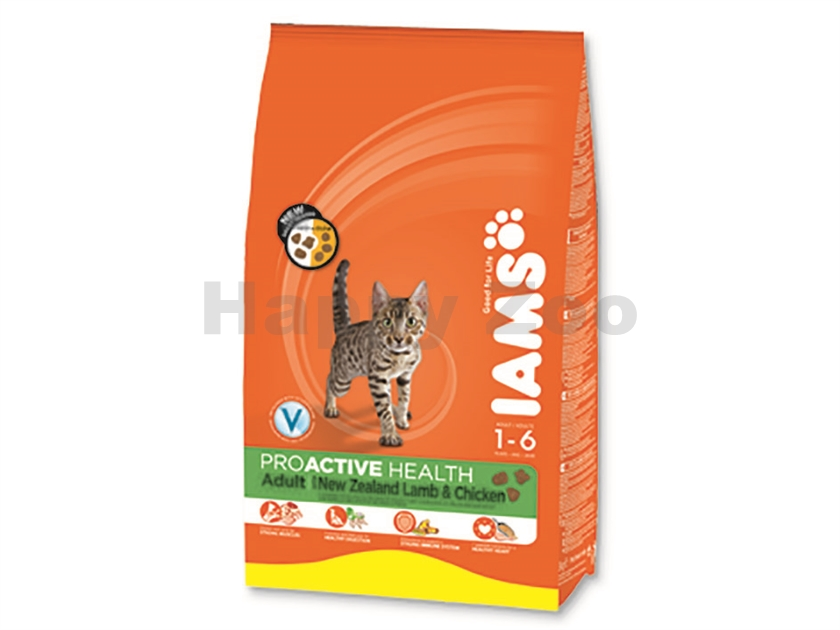 IAMS Cat Adult Lamb & Chicken 1,5kg