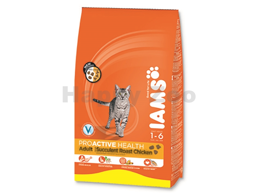 IAMS Cat Adult Roast Chicken 1,5kg