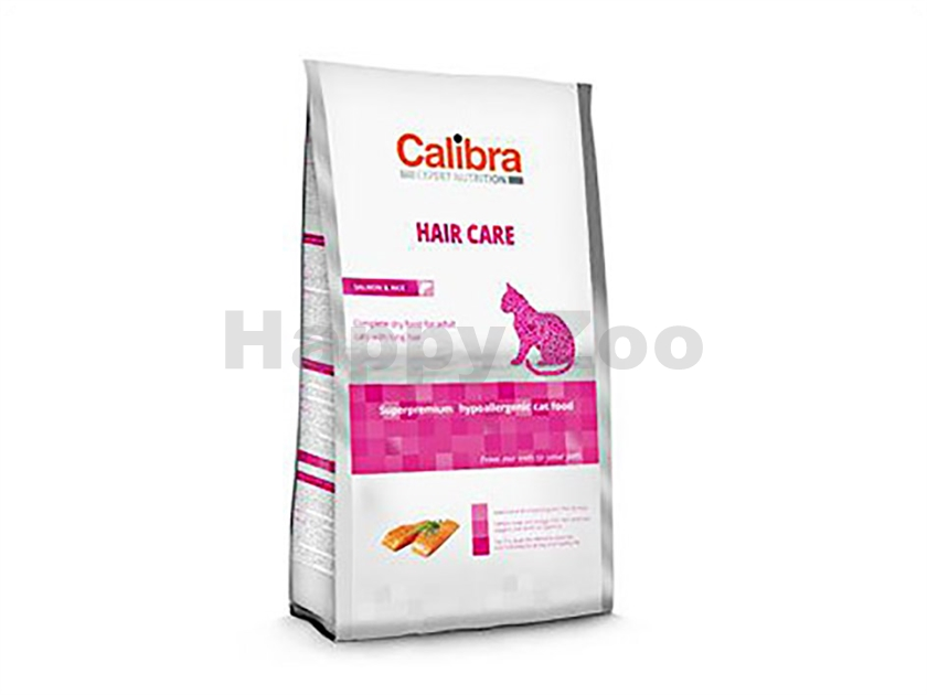 CALIBRA Cat Expert Nutrition Hair Care Salmon & Rice 2kg