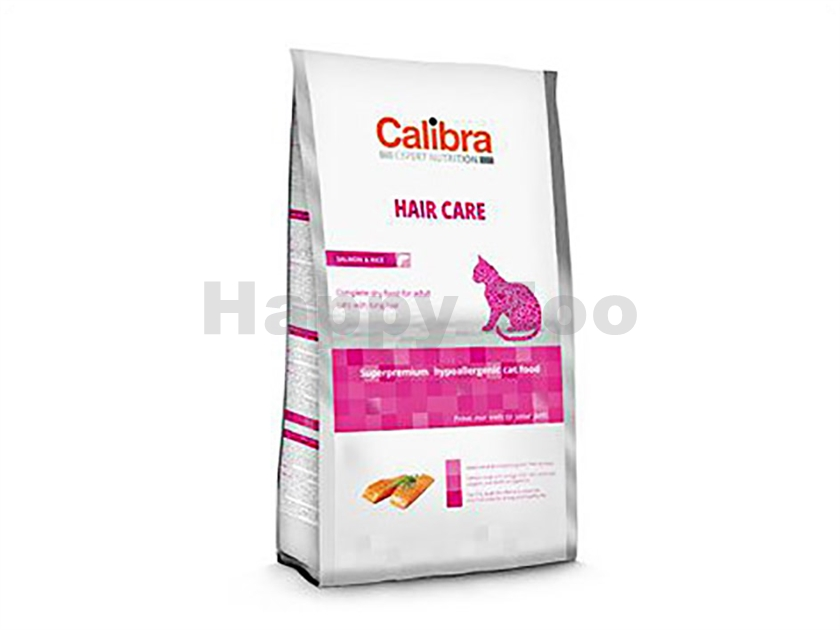 CALIBRA Cat Expert Nutrition Hair Care Salmon & Rice 7kg