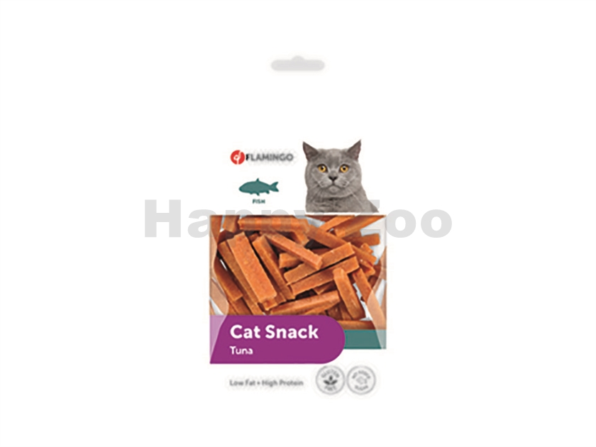 FLAMINGO Cat Snack Tuna 50g