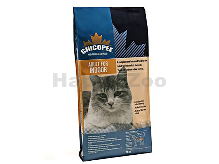 CHICOPEE Adult Cat Indoor 15kg