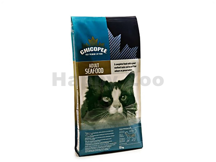 CHICOPEE Adult Cat Seafood 15kg