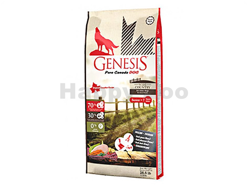 GENESIS Pure Canada Wide Country Senior 11,79kg